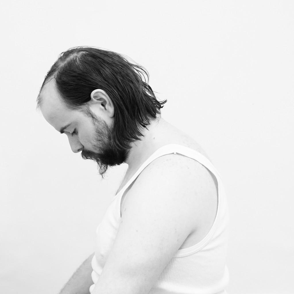 Portraetfoto Schauspieler Frank Schulz