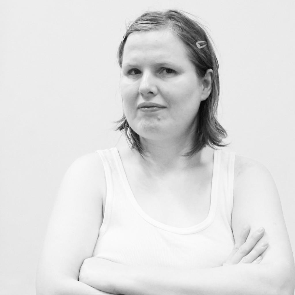 Portraetfoto Schauspielerin Heidi Bruck