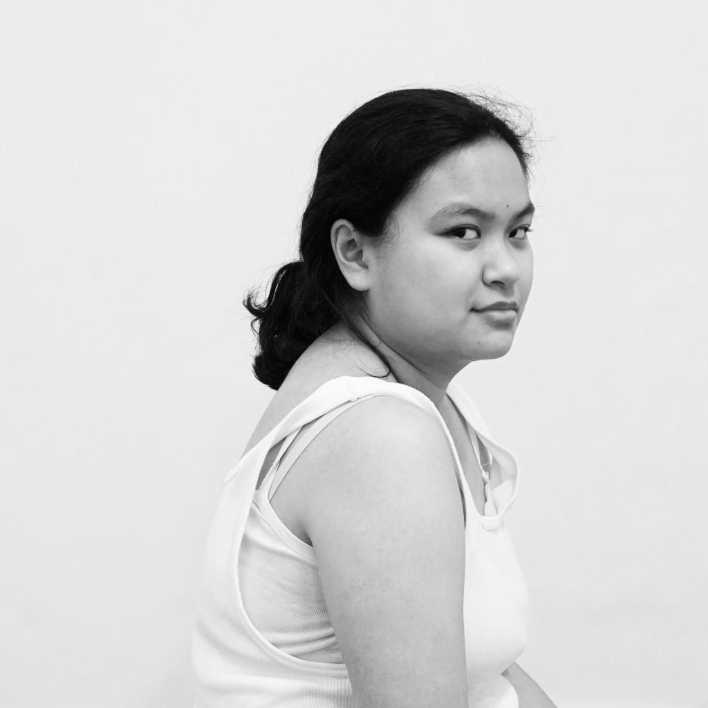 Portraetfoto Schauspielerin Kerstin Buenaventura