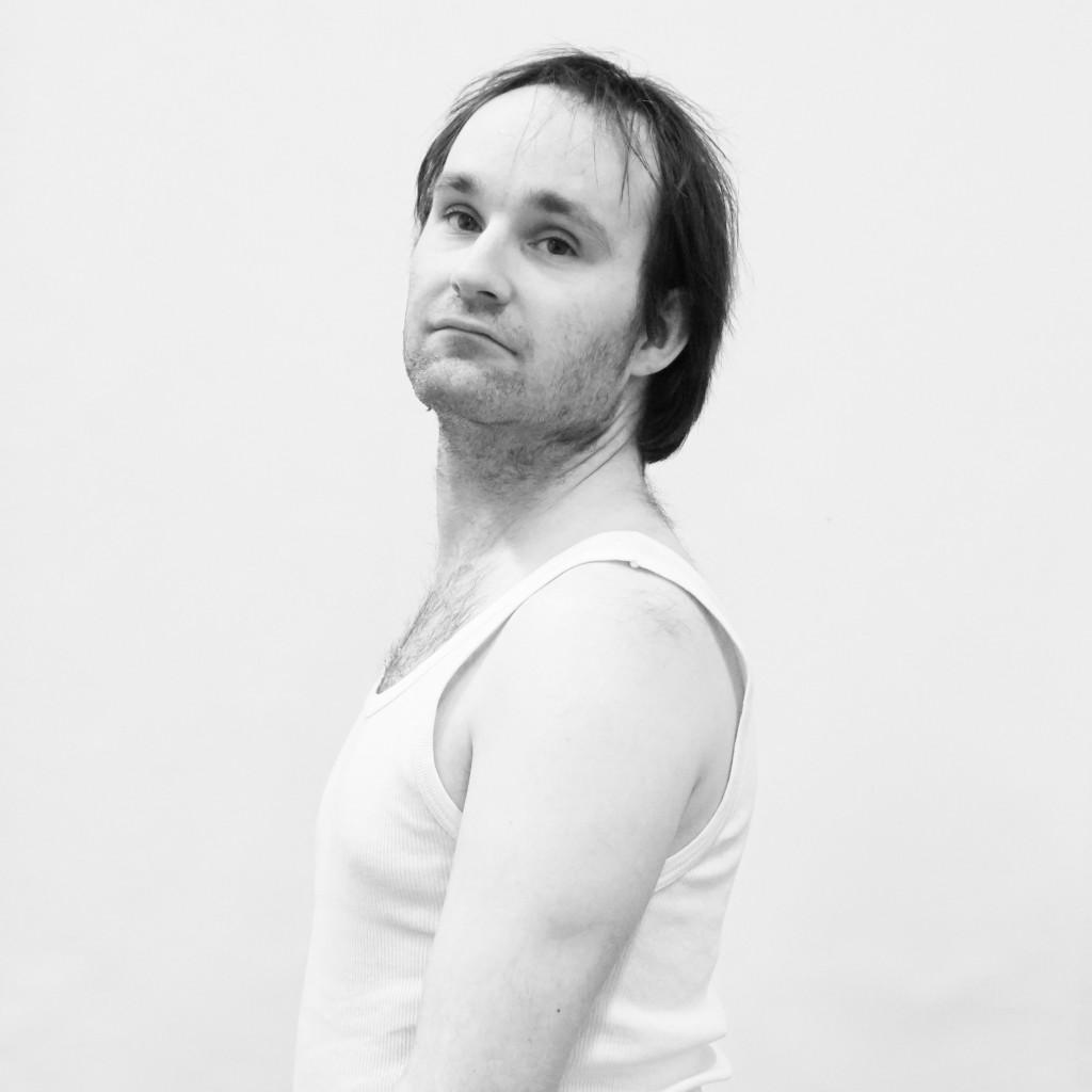 Portraetfoto Schauspieler Max Edgar Freitag