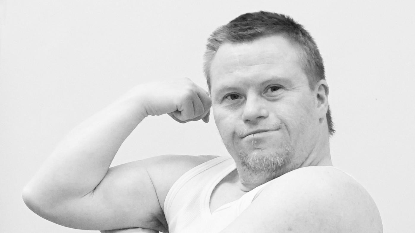 Portraitfoto Schauspieler Oliver Rincke