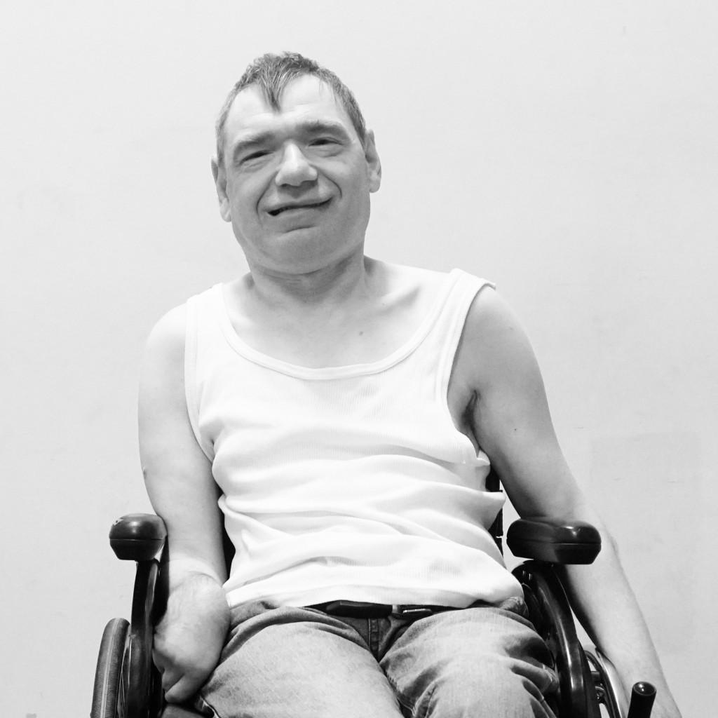 Portraetfoto Schauspieler Alexander Lange