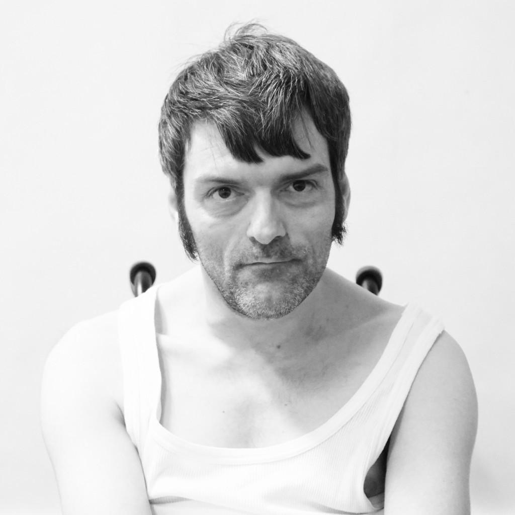 Portraetfoto Schauspieler André Nittel