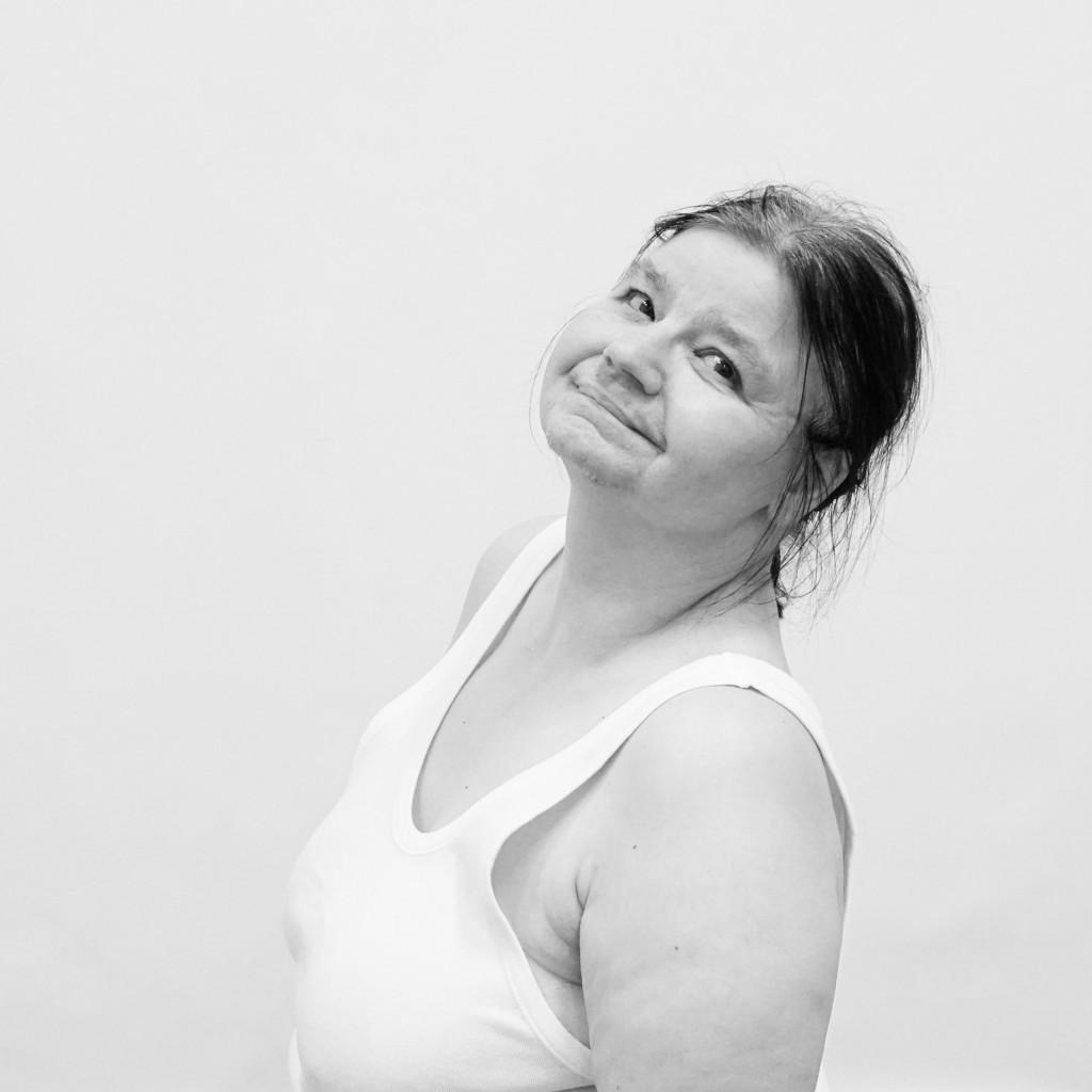 Portraetfoto Schauspielerin Cornelia Glowniewski