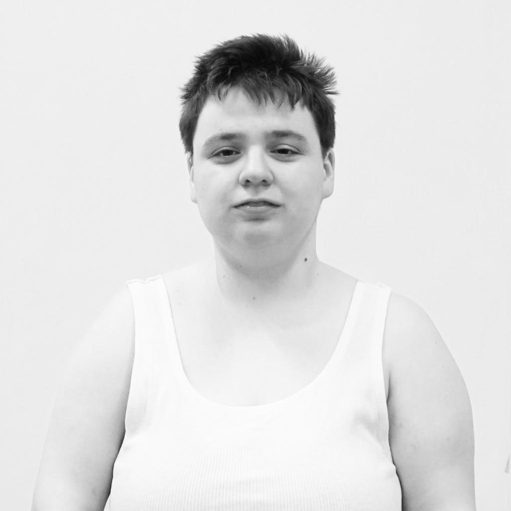Portraetfoto Schauspielerin Jasmin Lutze
