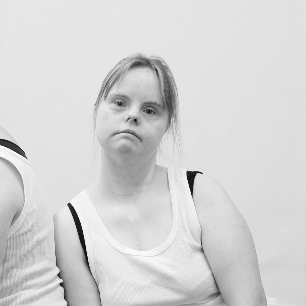 Portraetfoto Schauspielerin Merete Kaatz