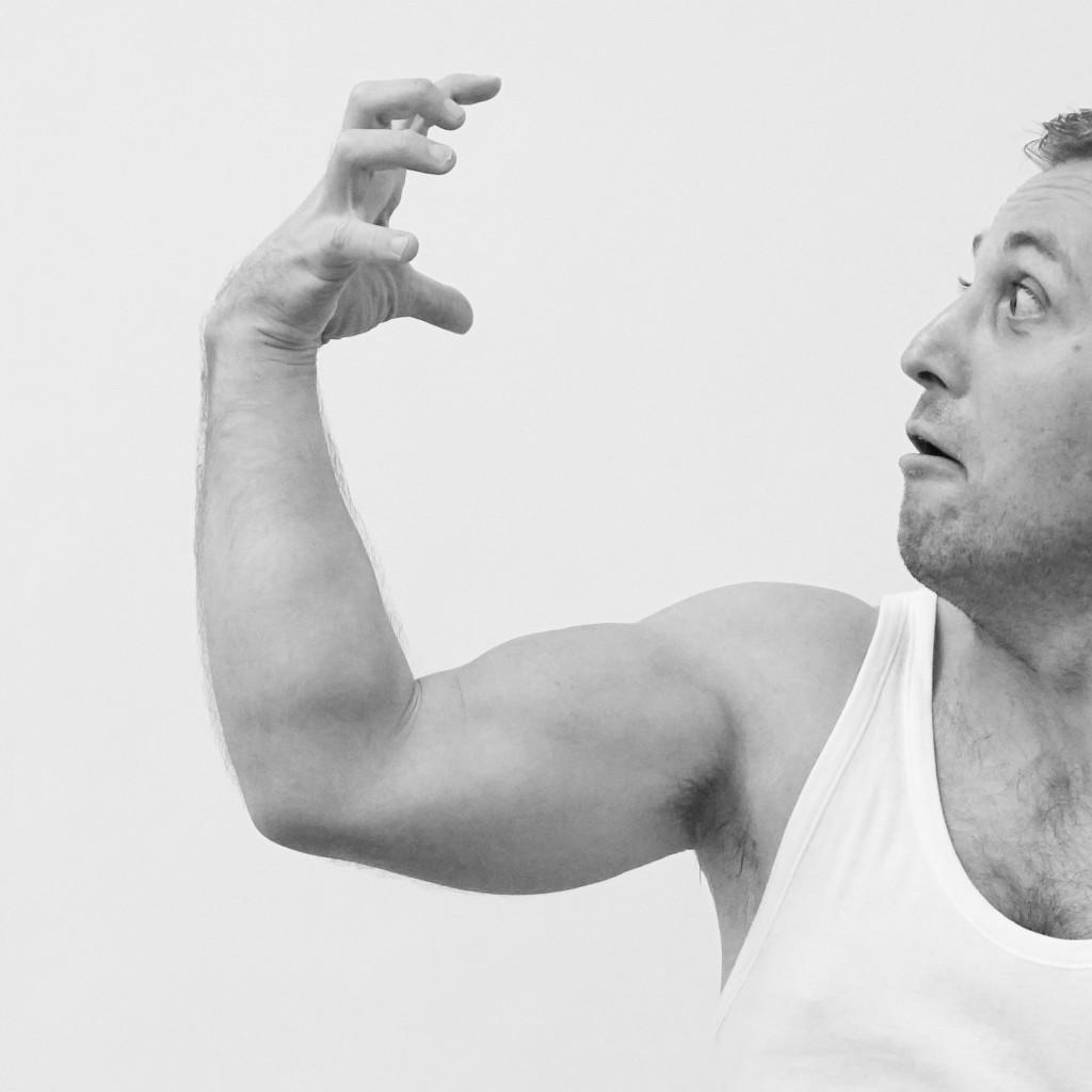 Portraetfoto Schauspieler Nico Altmann