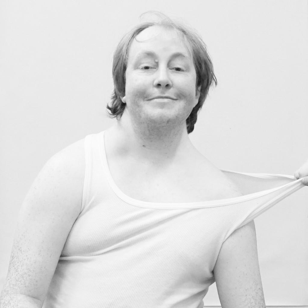 Portraetfoto Schauspieler Robert Janning