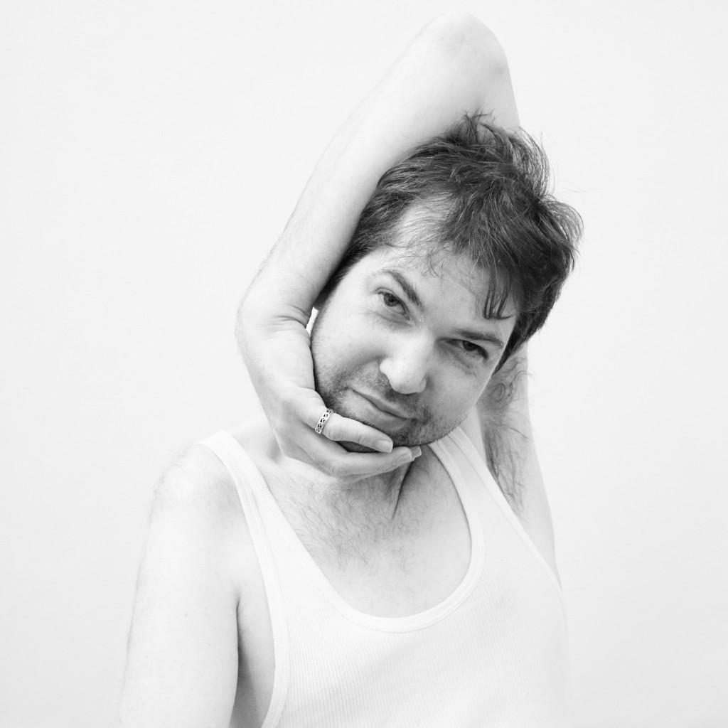 Portraetfoto Schauspieler Tim Petersen