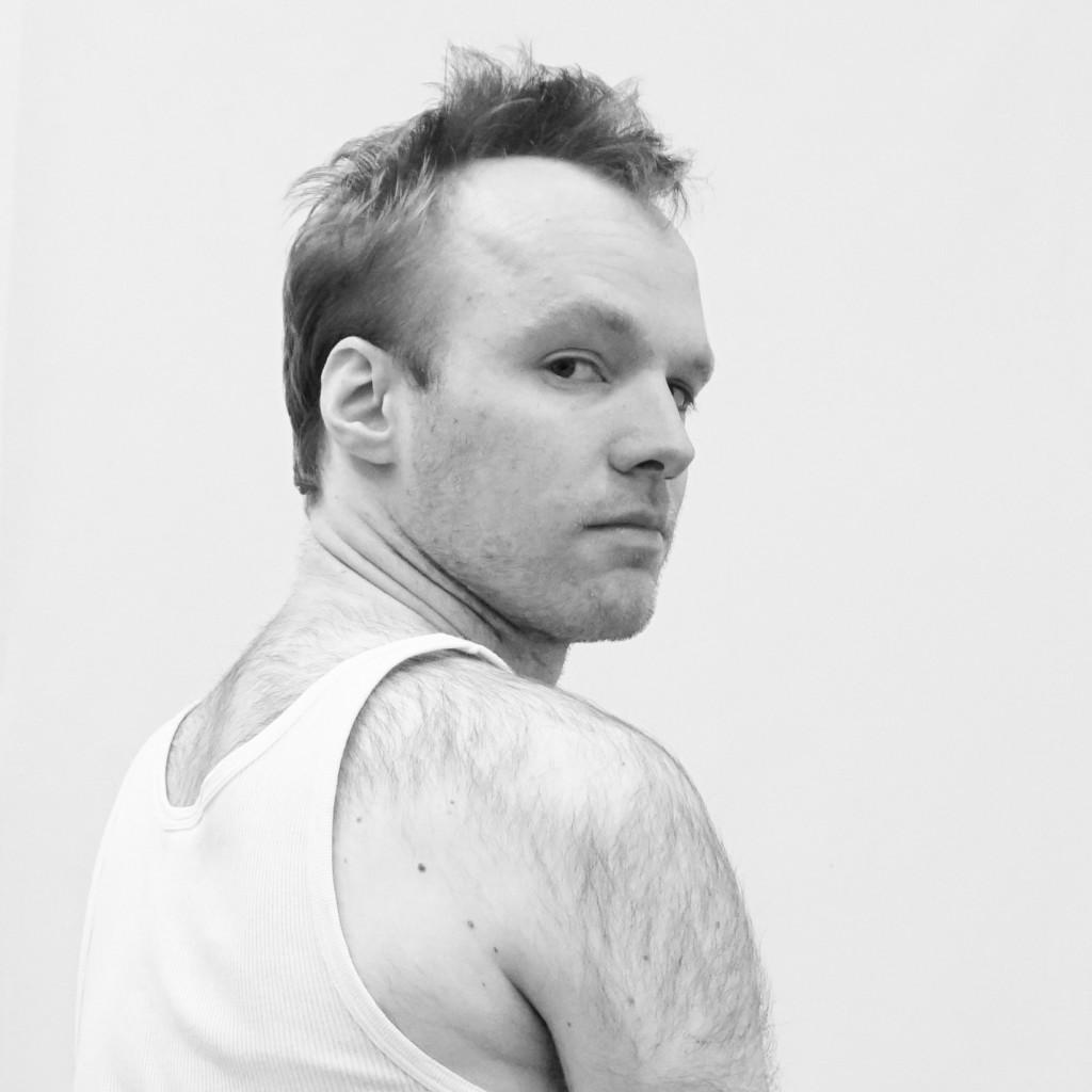 Portraetfoto Schauspieler Tobias Brunwinkel