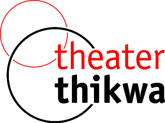 Logo Theater Thikwa black and white