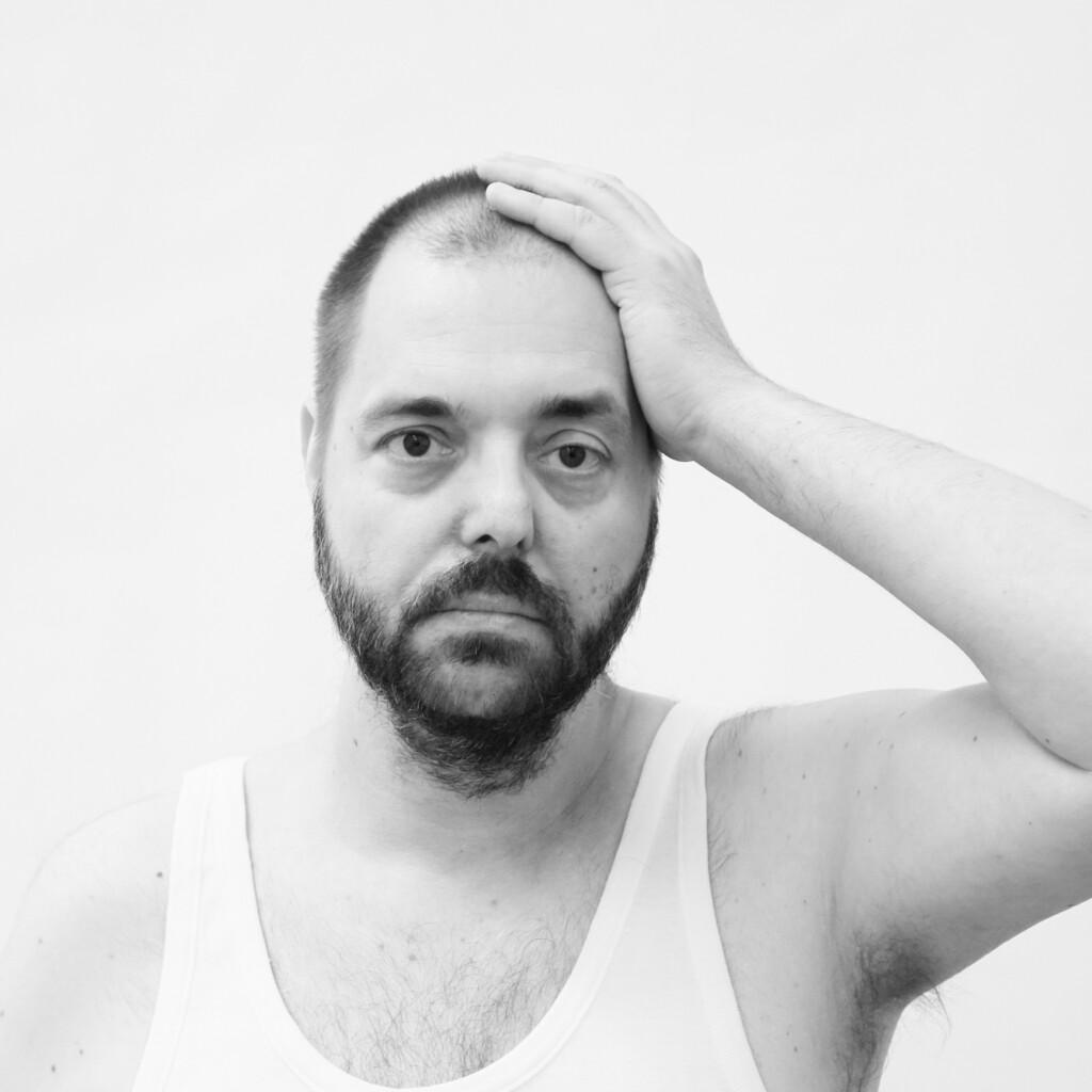 Portraitfoto Schauspieler Ingo Joers