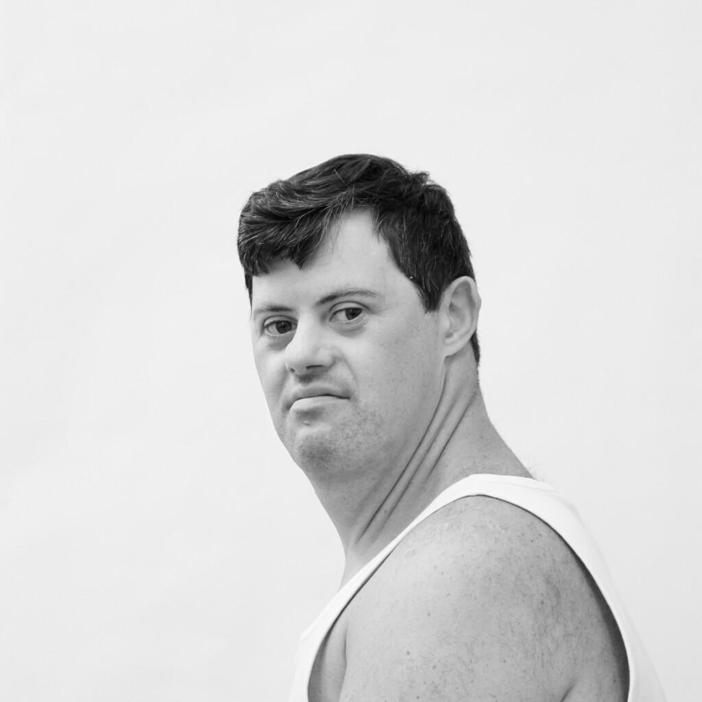 Portraitfoto Schauspieler Lukasz Loska